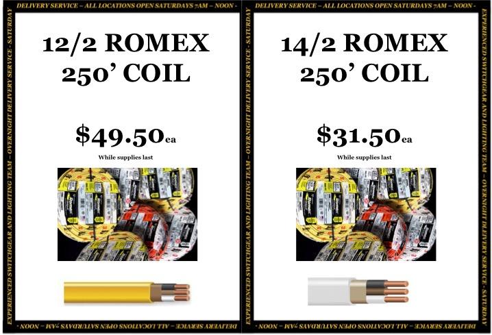 romex-speicals