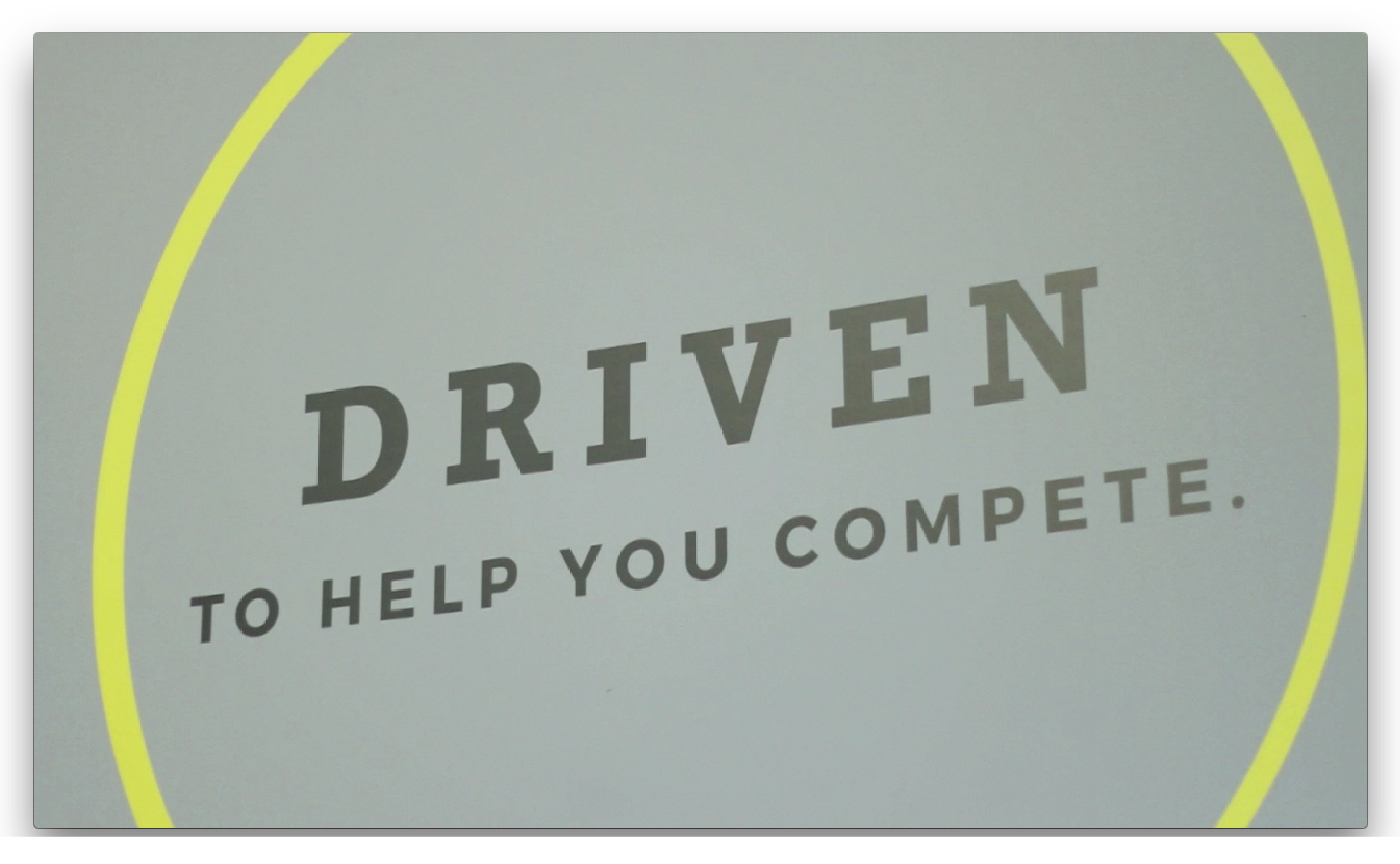 driven-to-help-you-compete-esc